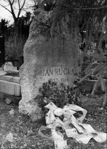 Hrob Jána Rúčku