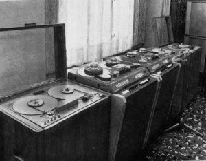 Experimental Studio Bratislava 1965