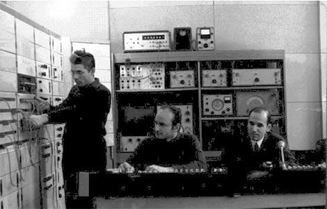 Backstuber, Janík, Kolman (1970)