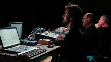 Experimental Studio Concert SLAVAPOLIS-3
