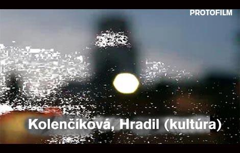 Kolencikova, Hradil