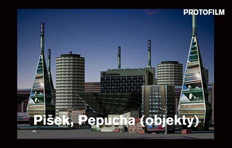 Pisek, Pepucha